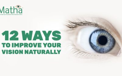 12 Ways To Improve Your Vision Naturally